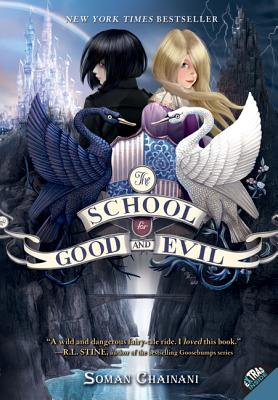 The School for Good and Evil By Chainani, Soman/ Bruno, Iacopo (ILT)