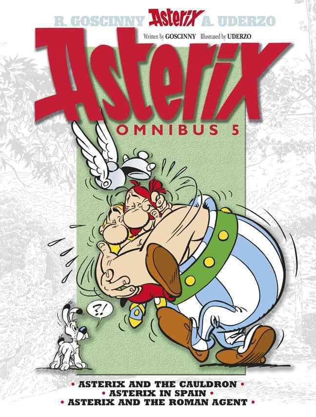 Asterix Omnibus 5 By Goscinny, Rene/ Uderzo, Albert